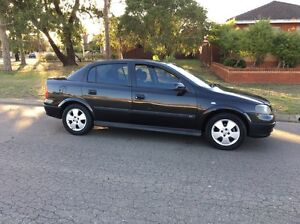 2002 Holden Astra TS CD Auto 7months Rego Low kms Liverpool Liverpool Area Preview