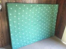 Clark rubber Double foam mattress Warwick Joondalup Area Preview