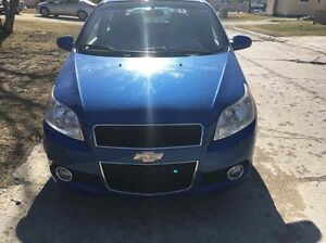 Safeted Chevrolet Aveo hatchback 2010