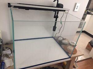 Fish Tank Thick Fire Glass Aquarium Lidcombe Auburn Area Preview