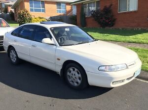 Mazda 626 - tidy inside and out - electric sunroof and windows Claremont Glenorchy Area Preview