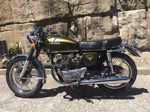 Honda cb 450 Curl Curl Manly Area Preview