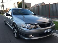 2003 ba xr6 ute Campbellfield Hume Area Preview