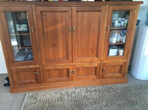 Timbre cupboard Somersby Gosford Area Preview