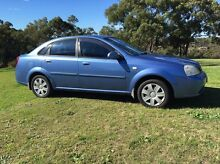 2003 Daewoo Lacetti Sedan Ingleburn Campbelltown Area Preview