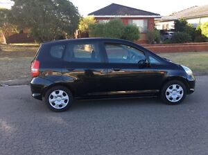 2005 Honda Jazz VTi Hatchback Manual 4months rego low kms Liverpool Liverpool Area Preview