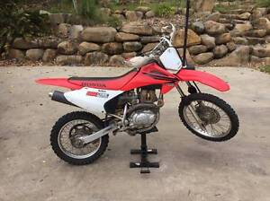 2007 CRF150F Airlie Beach Whitsundays Area Preview
