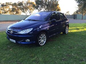 Peugeot 206 GTI turbo 2003 Low KMs Hillier Gawler Area Preview