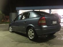 Selling my 2001 Holden Astra Hatchback Ferntree Gully Knox Area Preview