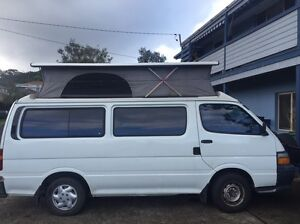 '92 Toyota hiace campervan Wamberal Gosford Area Preview
