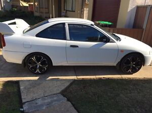 2002 Mitsubishi Lancer Coupe Penrith Penrith Area Preview