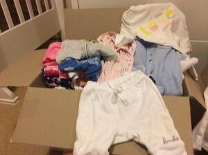 Baby girl 000&0000 clothes Elanora Gold Coast South Preview