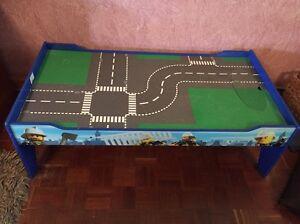 Lego table at our garage sale today Kalamunda Kalamunda Area Preview