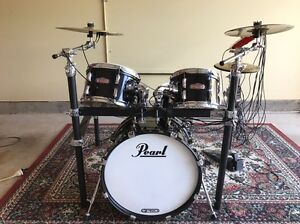 Pearl ePro Live drum kit 5 piece - black Coffs Harbour Coffs Harbour City Preview