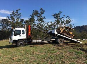 Tilt tray crane truck Kyogle Kyogle Area Preview