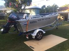 Quintrex 420 Renegade TS - Yamaha 40hp 2 Stroke 2015 Kangaroo Point Brisbane South East Preview