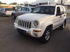 Ceap 2002 Jeep Cherokee (1 year free warranty+6 months rego) Archerfield Brisbane South West Preview