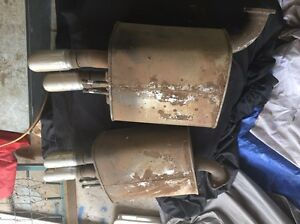 Rear mufflers Midland Swan Area Preview