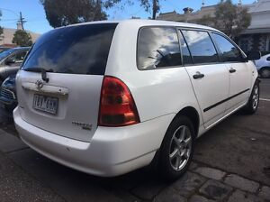 Toyota Corolla Wagon 2004 (Damaged) Carlton North Melbourne City Preview