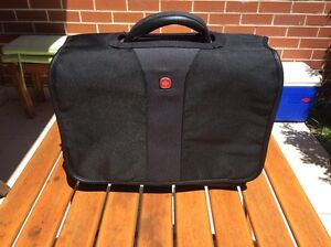 Genuine Wenger laptop bag/briefcase Maroubra Eastern Suburbs Preview