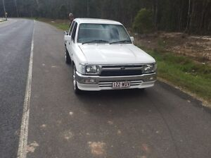 Toyota hilux dual cab dual fuel North Lakes Pine Rivers Area Preview