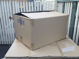 Large cardboard boxes / moving cartons Blackburn Whitehorse Area Preview