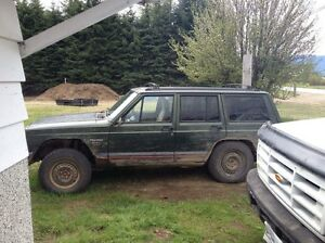 2 jeeps for price of one! Need gone by wednesday!