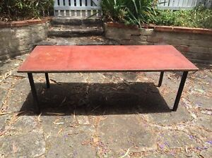 Free table - low, long and sturdy Leichhardt Leichhardt Area Preview