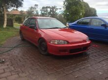 Honda civic with road worthy certificate Langwarrin Frankston Area Preview