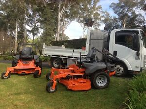 Established lawn mowing & garden maintenance business Windsor Hawkesbury Area Preview