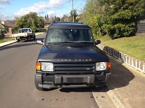 1996 Landrover Discovery SE7 TDI Auto Strathmore Moonee Valley Preview