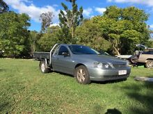 Ford Falcon BF ute, 6cyl, petrol Caboolture Caboolture Area Preview