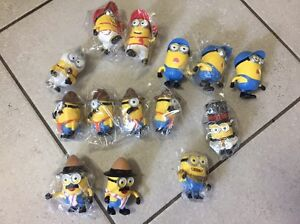 Minion figure cute decorate toys Banyo Brisbane North East Preview