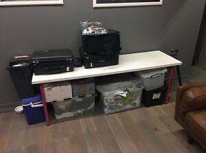 Free white IKEA table. Woolloomooloo Inner Sydney Preview