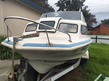 Swiftcraft Seagull 16ft Half Cabin Meadow Heights Hume Area Preview