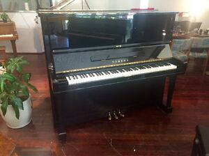 FULL SIZE Yamaha U3 - FREE DELIVERY - ABSOLUTE BARGAIN! Norwood Norwood Area Preview