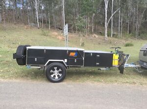 MDC Off Road forward folding camper Beenleigh Logan Area Preview