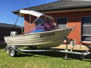 Stacer runabout Woodville South Charles Sturt Area Preview