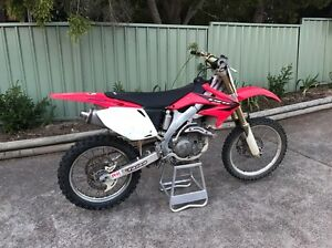 Honda Crf450r Muswellbrook Muswellbrook Area Preview