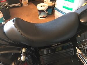 Harley Davidson wideglide solo seat. South Hedland Port Hedland Area Preview