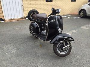 Vespa Vintage Scooters x 2 Northbridge Perth City Area Preview