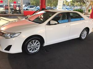Toyota Camry Altise 2013 Eastlakes Botany Bay Area Preview