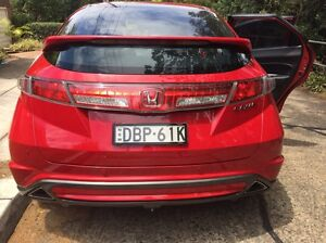 Honda Civic luxury 2009 .1 year rego .good for uber Chatswood Willoughby Area Preview