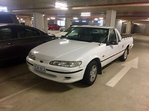 Ford Falcon XH ute auto excellent condition 3 months rego Canberra City North Canberra Preview