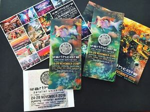 SELIING 2 EARTCORE 2016 TICKETS (hard copy) Adelaide CBD Adelaide City Preview