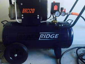 Air compressor + Air Tool Kit in Good condition Taigum Brisbane North East Preview