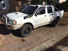 Wrecking Nissan Navara D22  most parts available Adelaide CBD Adelaide City Preview