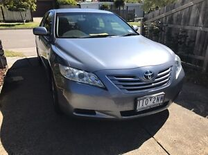 Toyota Camry 2007 in excellent condition Dandenong Greater Dandenong Preview