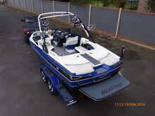 2010 Malibu VLX Wakesetter Devon Meadows Casey Area Preview