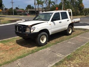 Toyota Landcruiser 2004 dual cab 100 series Deisel project Moorebank Liverpool Area Preview
